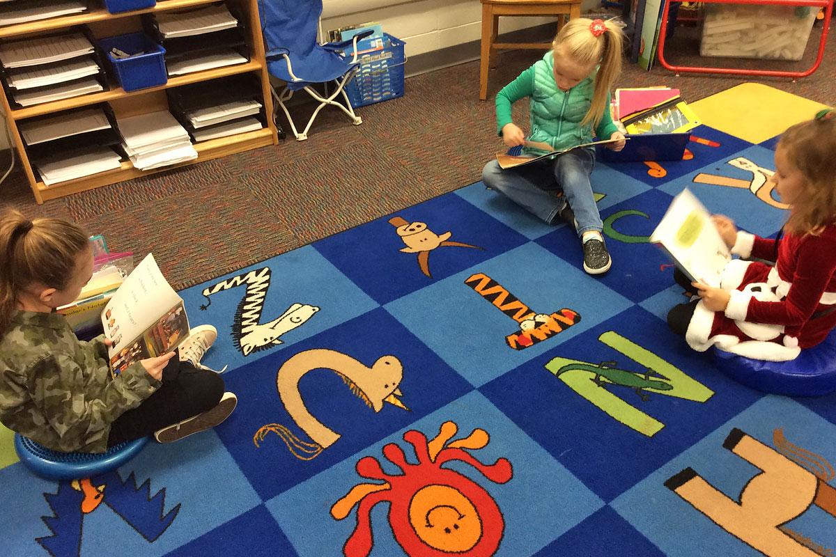 Kreft Elementary Summer Reading Program