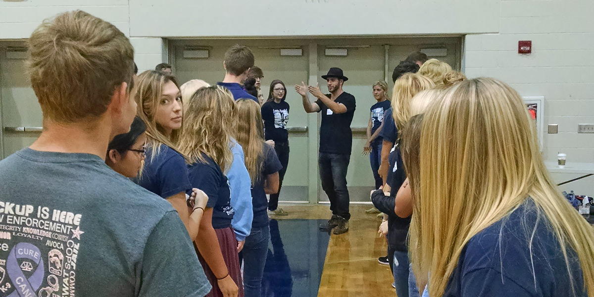 Lewis Central High School Respect Retreat